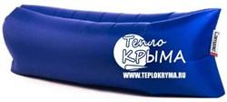 Надувной диван-гамак Тепло Крыма, синий - фото 4532