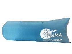 надувной диван-гамак Тепло Крыма голубой - фото 4609