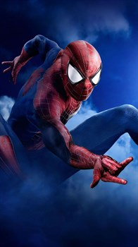 """Москитная сетка """"Человек паук"""" - фото 5095"""
