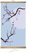 Гибкий обогреватель на стену Сакура 400Вт (ЭО 448/2)