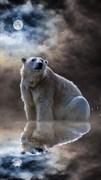"""Москитная сетка """"Белый медведь"""""""